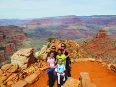 When we took the fam to the Grand Canyon, it was such a memorable time and I'm so glad we had quality time together as a family...if I actually remembered my kids that would have made it even more special. The Sanders family decided not to press charges.