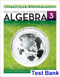 Prealgebra 4th edition by tom carson pdf ebook etextbook source prealgebra and introductory algebra an applied approach edition pdf books library land fandeluxe Image collections