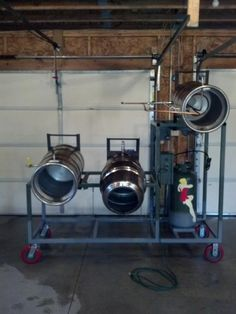 Show us your sculpture or brew rig Cider Brewery, Home Brewery, Brew Stand, All Grain Brewing, Home Brewing Equipment, Homebrewing, Beer Brewing, Sculpture, Engineering