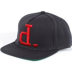 Diamond Un-Polo Snapback Hat (Navy) $39.95