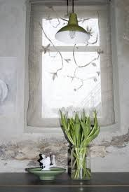 Handmade sheer window covering. Poetryworld Paula Leen
