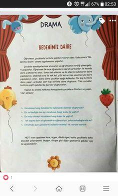 Turkish Lessons, Turkish Language, Preschool Activities, Drama Drama, Silk