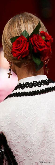 Dolce & Gabbana SS 2015 ♔ ♔ Très Haute Diva