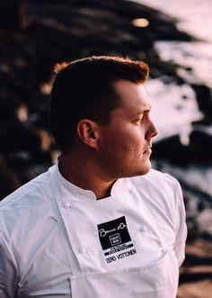 Chef Q&A with Eero Vottonen who will represent Finland in Bocuse d'Or