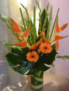 A flower arrangement called Parallel