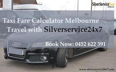 Calculate your fare with #silverservice24x7 #Taxi #fare #calculator #Melbourne. Book rides with us and feel free about your fare. Call us for Book your rides at 0452 6221 391 or online booking is at Book@silverservice24x7.com visit site at www.silverservice24x7.com