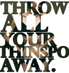 YES!!! Throw all your #thinspo away!! Now! Love yourself how you are right now.