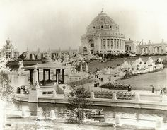 Festival Hall, St. Louis World's Fair by Missouri History Museum, via Flickr