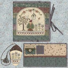 Garden Gnome Needlecase - pattern