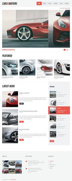 Bootstrap Cherry Framework Responsive Wordpress Theme #43368