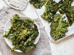 Knusprige Kale Chips: extra krosser Grünkohl-Snack