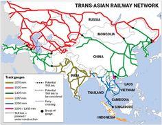 Trans-Asian Railway