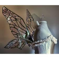 Resultado de imagen de metal fairy wings