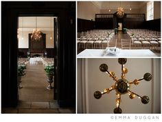 Civil Ceremony at the Great Hall, Fulham Palace