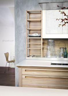 Valcucine Sine Tempore Remodelista Cabinets Modern farmhouse style ...