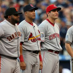 Beltran in the starting lineup for the 83rd MLB All-Star Game  7-10-12