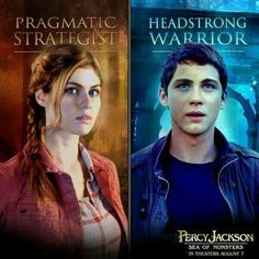 Percy Jackson & Annabeth Chase   Percy Jackson & The Sea of Monsters.