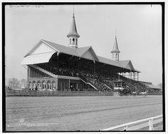 Churchill Downs, Louisville, Ky., Derby day