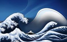 Resultado de imagen para ola japonesa