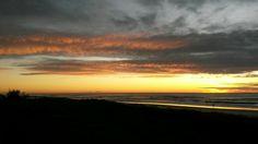 Sunrise at Surfers Paradise, Qld, Australia