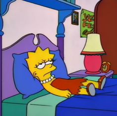 """20 Insomnia Memes For When You Can't Go The Eff To Sleep - Funny memes that """"GET IT"""" and want you to too. Get the latest funniest memes and keep up what is going on in the meme-o-sphere. Cartoon Icons, Cartoon Memes, Cute Cartoon, Funny Memes, Cartoons, The Simpsons, Simpsons Quotes, Simpsons Artist, Lisa Simpson"""