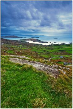Ring of Kerry, Ireland. One of the many stops on our Ireland Pub and Folk Tour. Lovely!