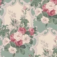 floral vintage wallpaper - Google-Suche
