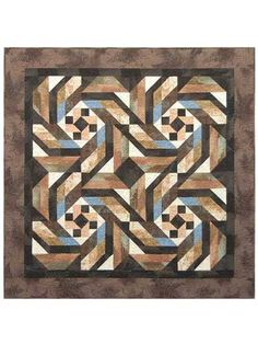 Quilt - Changing Ways Quilt Pattern - #V420821