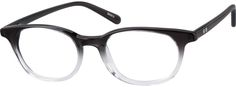 Gray Acetate Eyeglasses 600012