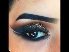 I love makeup and nail art and anything beauty related. I upload nail art and makeup tutorials