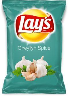 Cheyllyn Spice
