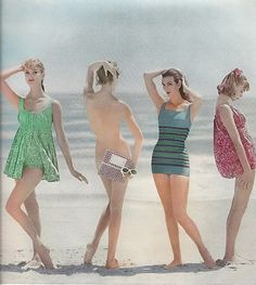 Cole swimwear 1959