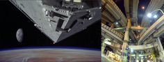 Thoughts on Episode VII: Delirious Coruscant World Of Tomorrow, Episode Iv, Star Wars Film, Star Destroyer, Detroit, Planets, Archive, Thoughts, Stars