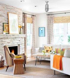 52 Stunning Design Ideas For A Family Living Room - ArchitectureArtDesigns.com