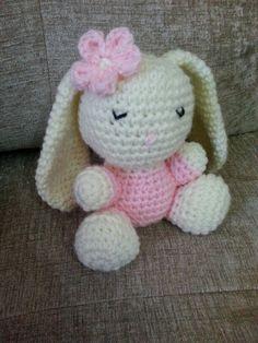 Bunny crochet - coniglietto uncinetto