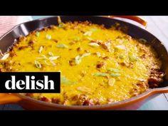 Best Chili Cornbread Skillet Recipe - How To Make Chili Cornbread Skillet