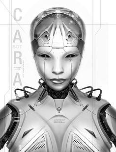 cyborgs and shiii