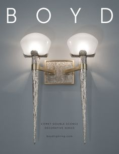 such a fabulous creation of lighting from found pieces by conant