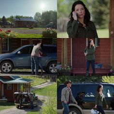 Mitch: Take care of yourself. Nice seeing you. Woman: Good to see you too. Lou: Uh, I'm gonna have to think about this. I'll call you back. Mitch: All right, drive safe. Heartland Season 10, Heartland Tv Show, Online Photo Editing, Photo Editing Tools, Good To See You, Creative Photos, Best Shows Ever, Photo Editor, Marni