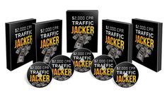 $2K CPA Traffic Jacker Review  Generate Thousands of Dollars By Tapping Into An Untapped Free Traffic Goldmine To Earn over $2k per week Using a 100% Free traffic Source