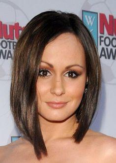 medium hair styles: celebrity medium hair styles