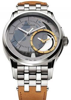 Maurice Lacroix Pontos Décentrique GMT -Caldera - Kris Van Assche - luxury watches online