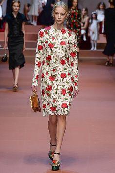 Dolce & Gabbana, Look #57