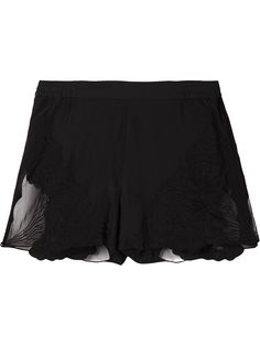 Stella Mccartney Floral Panel Shorts - The Webster - Farfetch.com
