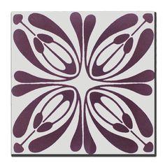 Crystal Gl Mosaic Tiles With Flower Square Purple Rose Pattern Stainless Steel Metal Tile Backsplash Metallic Wall