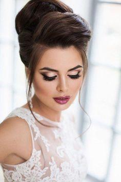 Wedding makeup ideas! #makeupideasmorenas