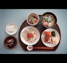 お正月ご飯 by RieSu (mo), via Flickr