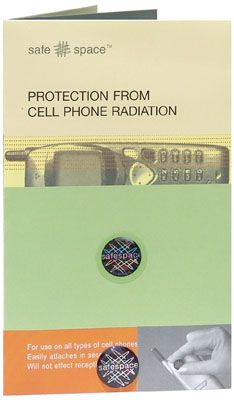 Depending on how close the cell phone antenna is to the head, between 20% and 80% of the radiation emitted by a mobile phone is deposited in the user's head. Cell Phone Radiation Protector protects against ALL major types of wireless radiation.