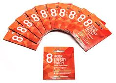 FREE 8 Hour Energy Patch Sample - http://ift.tt/1QvyqST