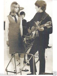 RARE Beatles Photo George Harrison and Patti Boyd | eBay